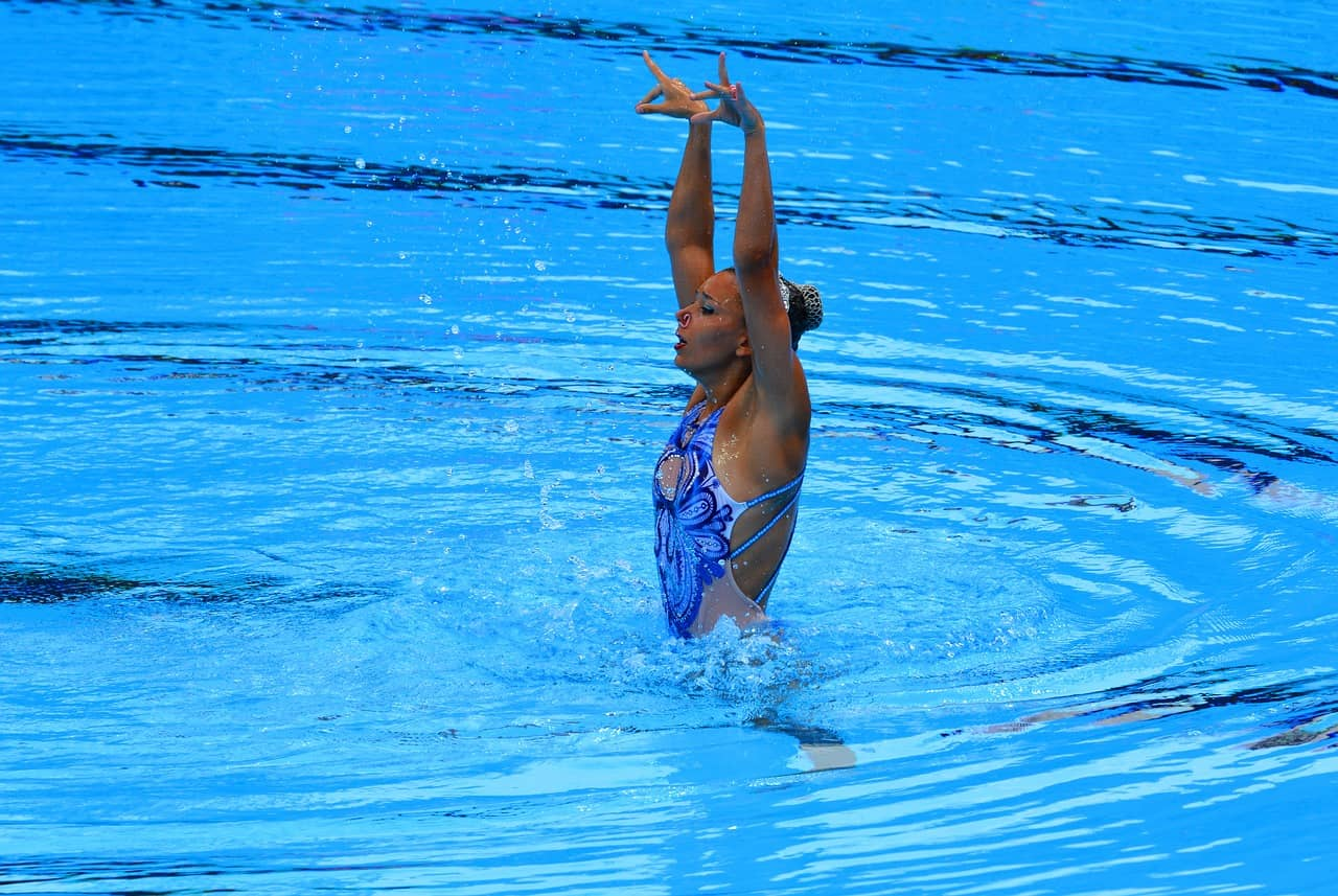 History of Synchronized Swimming